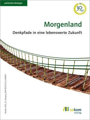 cover image of Morgenland