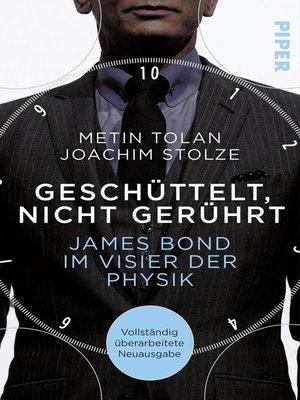 cover image of Geschüttelt, nicht gerührt