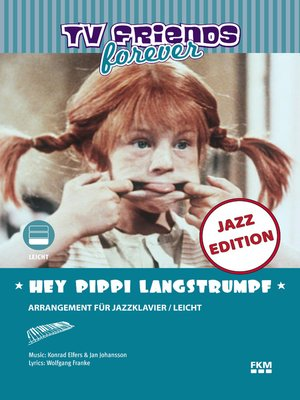 cover image of Hey Pippi Langstrumpf
