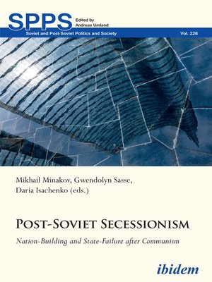 cover image of Post-Soviet Secessionism