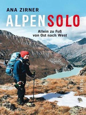 cover image of Alpensolo