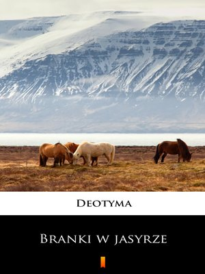 cover image of Branki w jasyrze