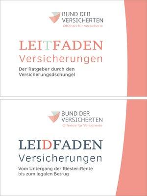 cover image of LeiDfaden Versicherungen/LeiTfaden Versicherungen
