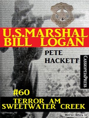 cover image of U.S. Marshal Bill Logan, Band 60