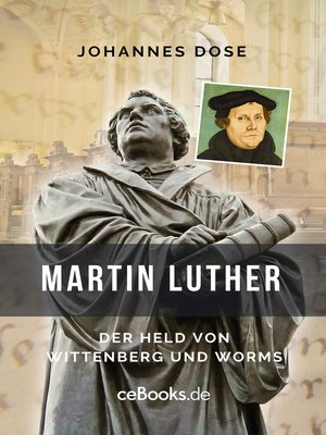 cover image of Martin Luther