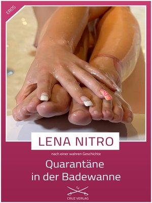 cover image of Quarantäne in der Badewanne