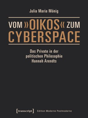 cover image of Vom »oikos« zum Cyberspace