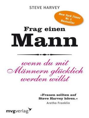 cover image of Frag einen Mann