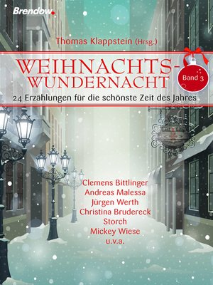cover image of Weihnachtswundernacht 3