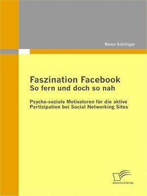 cover image of Faszination Facebook
