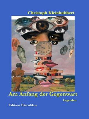 cover image of Am Anfang der Gegenwart