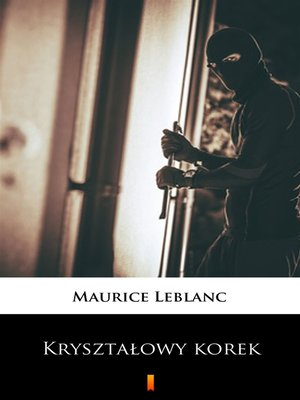 cover image of Kryształowy korek