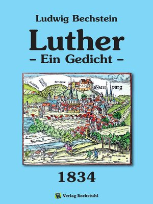 cover image of Luther--Ein Gedicht
