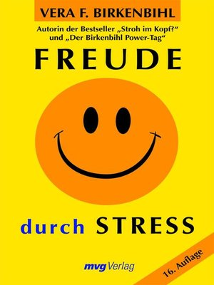 cover image of Freude durch Stress
