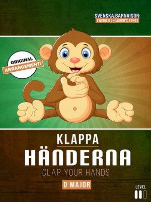 cover image of Klappa Händerna