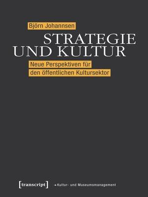 cover image of Strategie und Kultur