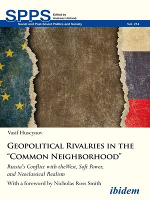 "cover image of Geopolitical Rivalries in the ""Common Neighborhood"""