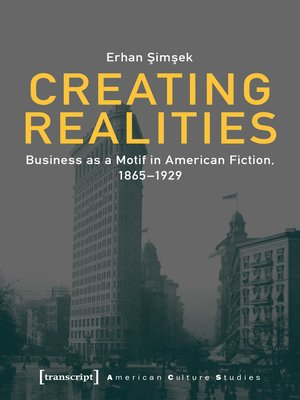 cover image of Creating Realities