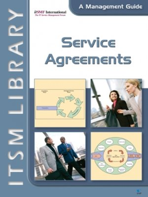 cover image of Service Agreements--A Management Guide