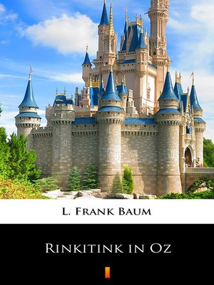cover image of Rinkitink in Oz