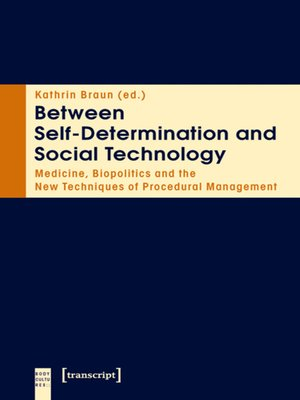 cover image of Between Self-Determination and Social Technology