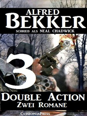 cover image of Double Action 3--Zwei Romane