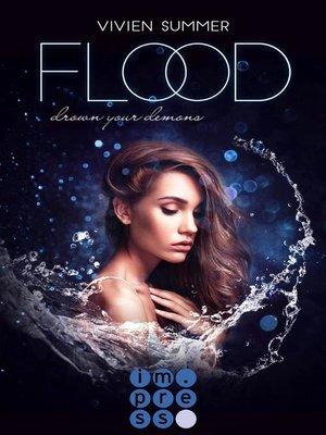 cover image of Flood  (Die Diamanten 1)