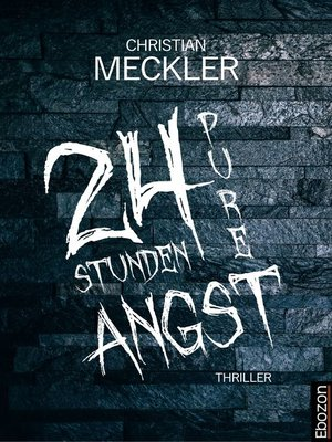 cover image of 24 Stunden pure Angst