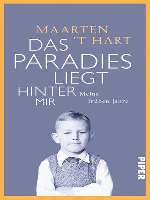 cover image of Das Paradies liegt hinter mir