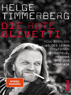 cover image of Die rote Olivetti