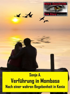 cover image of Verführung in Mombasa