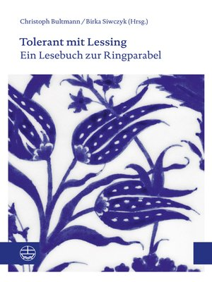 cover image of Tolerant mit Lessing