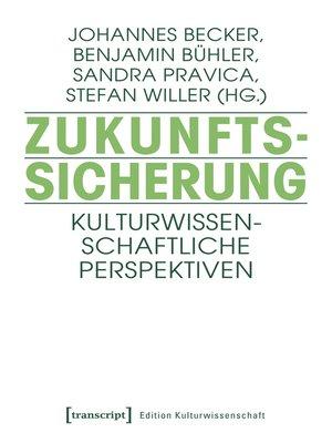 cover image of Zukunftssicherung