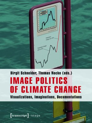 cover image of Image Politics of Climate Change