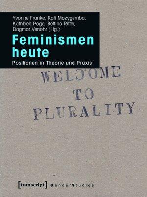 cover image of Feminismen heute