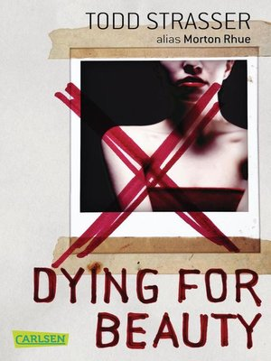 cover image of Dying for Beauty