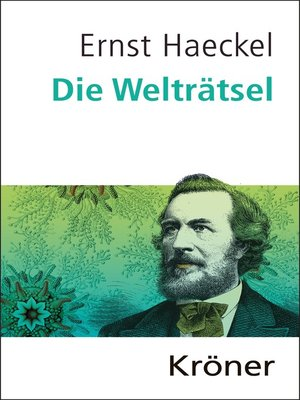 cover image of Die Welträtsel