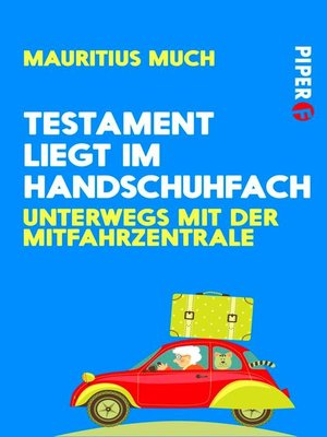 cover image of Testament liegt im Handschuhfach