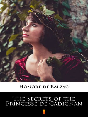 cover image of The Secrets of the Princesse de Cadignan
