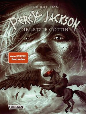 cover image of Serie Percy Jackson, Buch 5