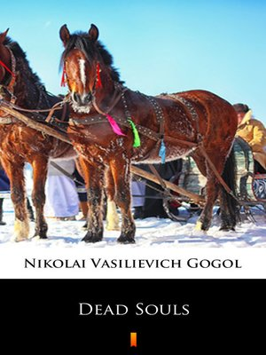 cover image of Dead Souls