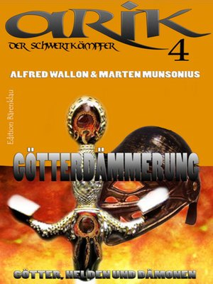 cover image of Arik der Schwertkämpfer 4