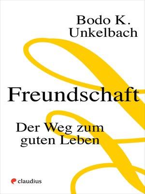 cover image of Freundschaft