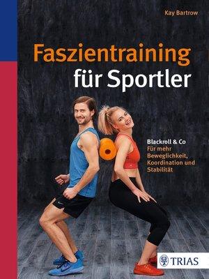 cover image of Faszientraining für Sportler