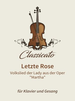 cover image of Letzte Rose