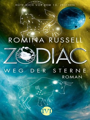 cover image of Serie Zodiac, Buch 2