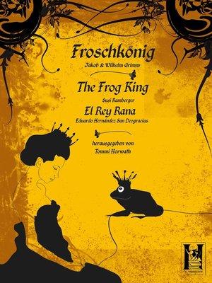 cover image of Der Froschkönig oder der eiserne Heinrich