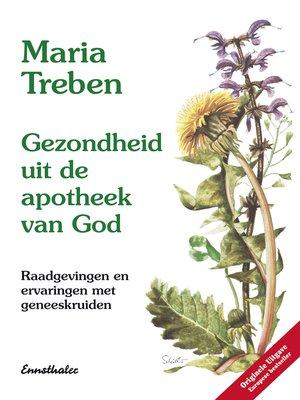 cover image of Gezondheid uit de apotheek van God