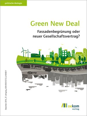 cover image of Green New Deal
