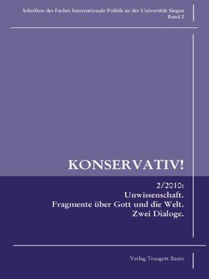 cover image of Fragmente über Gott und die Welt